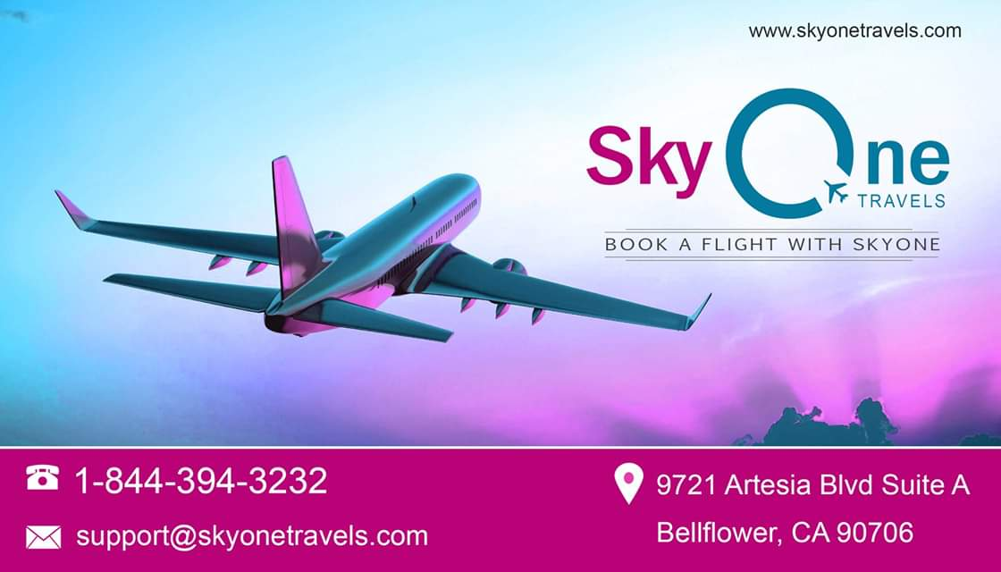 Cheap international airlines tickets with Skyone Travels