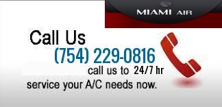 Get the System Checked by AC Repair Miami