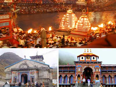 CHARDHAM YATRA TOUR PACKAGE BY TEMPLE TOUR ONLINE