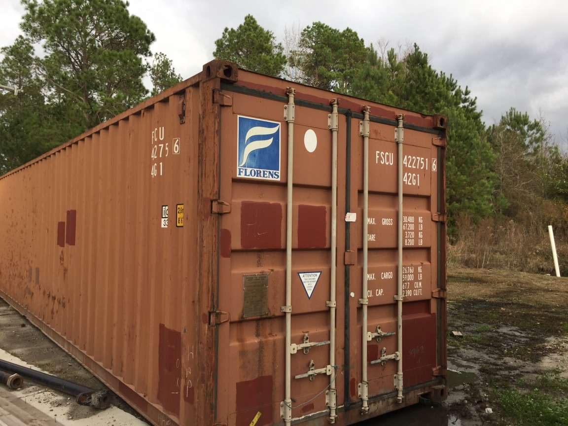New & Used Shipping Containers for SALE!