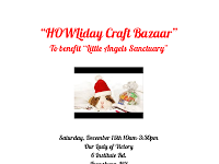 """ HOWLiday Craft Bazaar"""