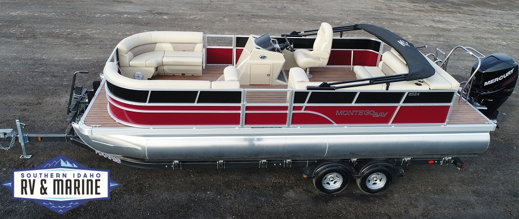 2018 Montego Bay 24' High Performance Triple Toon