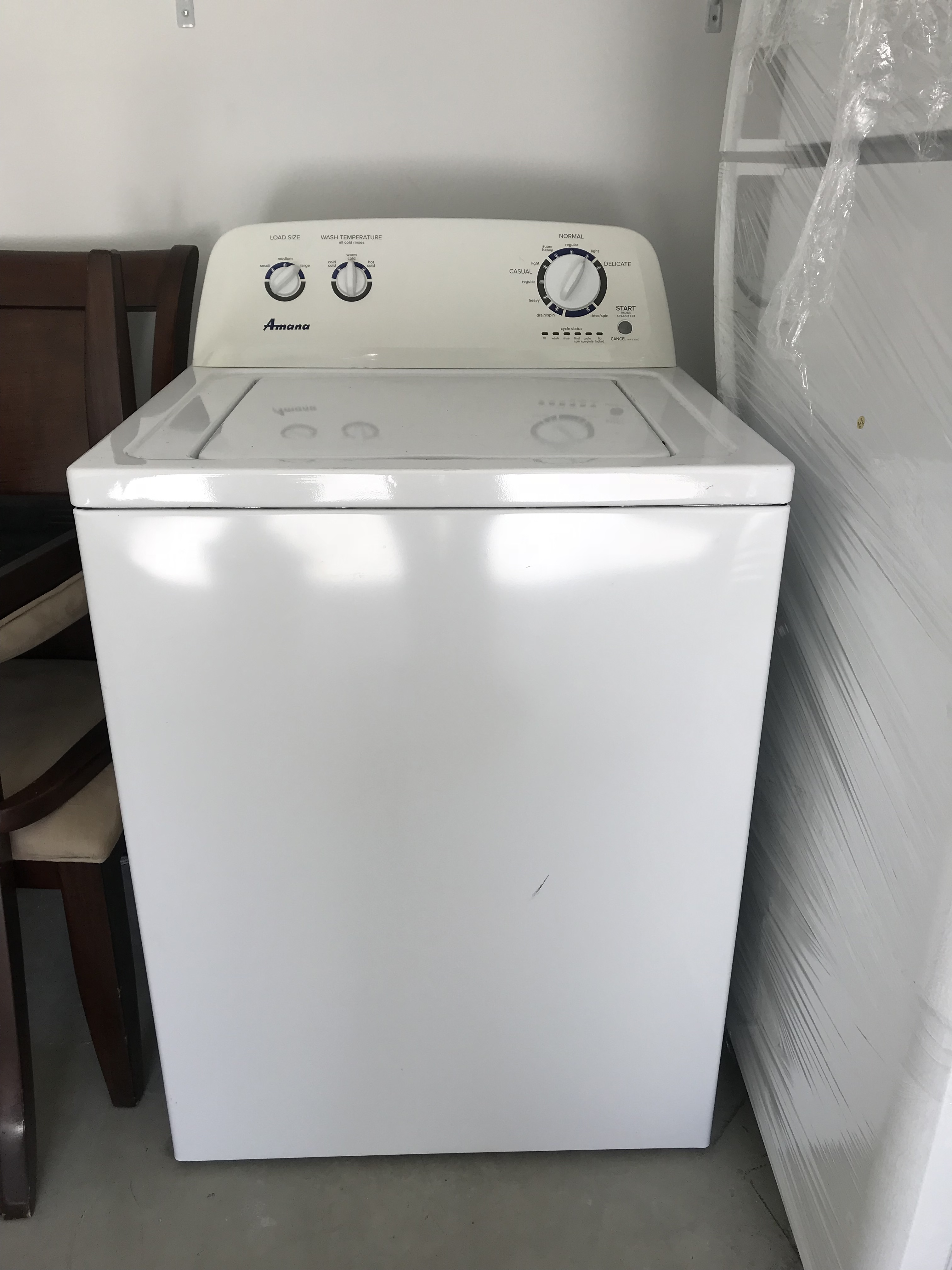 Amana Washer $100 or best offer