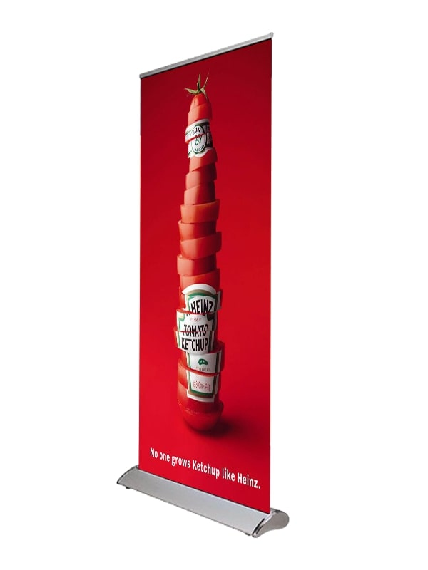 Compatible Retractable  Banner Stands With Custom Graphics for Events   USA