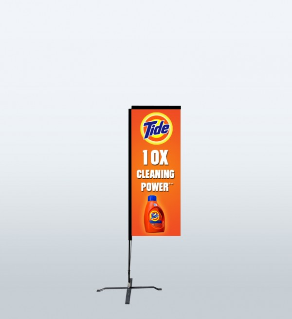 Advertising Flags | Bright Your Trade Show With Custom Graphics | USA