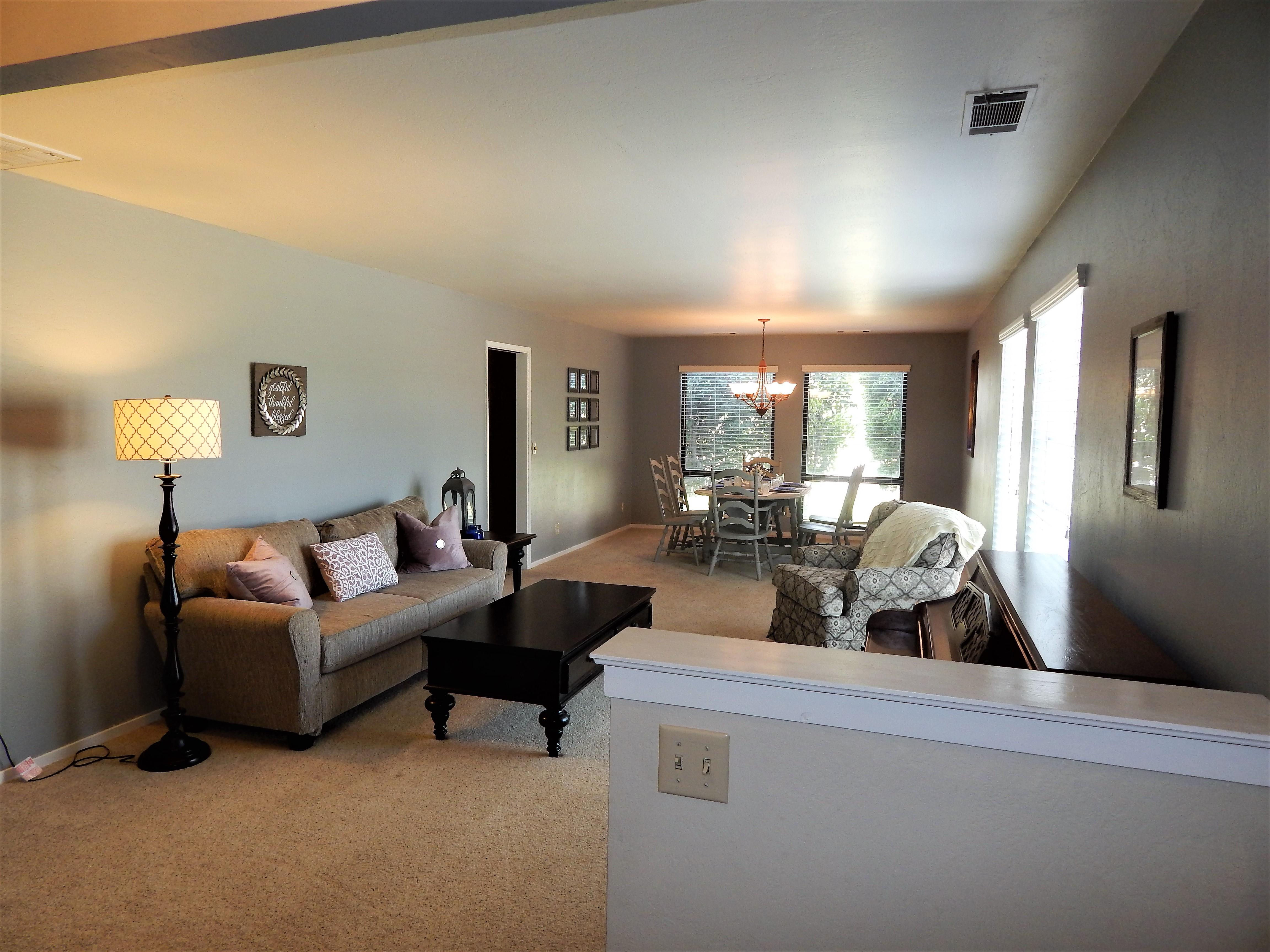 Home Sweet Home!  For Sale, $289,000.  1535 West Harter Avenue, Visalia, Ca 93277