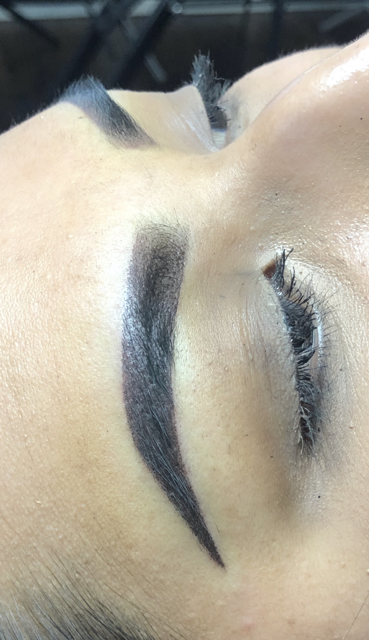 Free Ombré Eyebrows