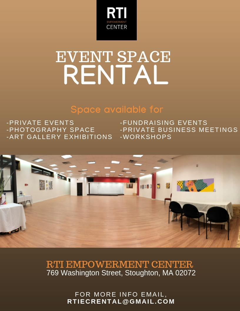 RTI Empowerment Center - Rental Space Available