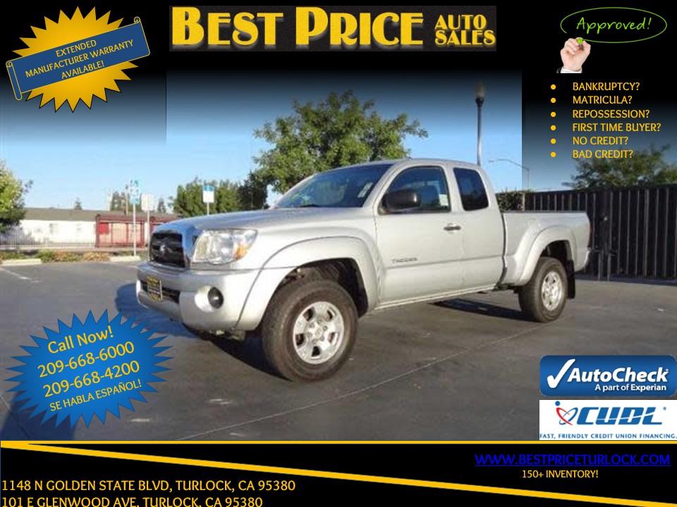 2007 Toyota Tacoma Access Cab Turlock