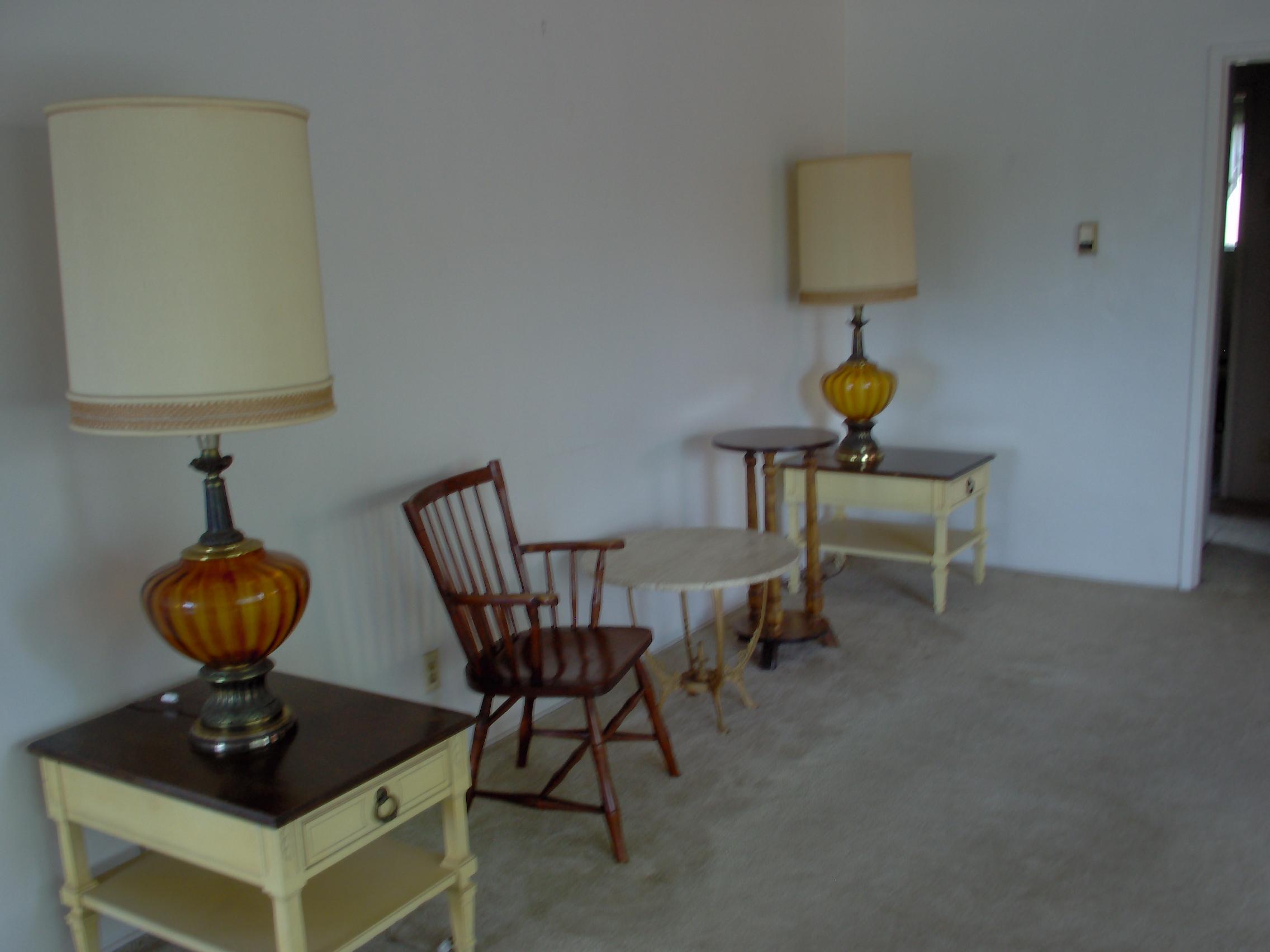 Antique mid centry furniture
