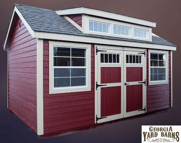 Create Your Own Custom Building With Georgia Yard Barns