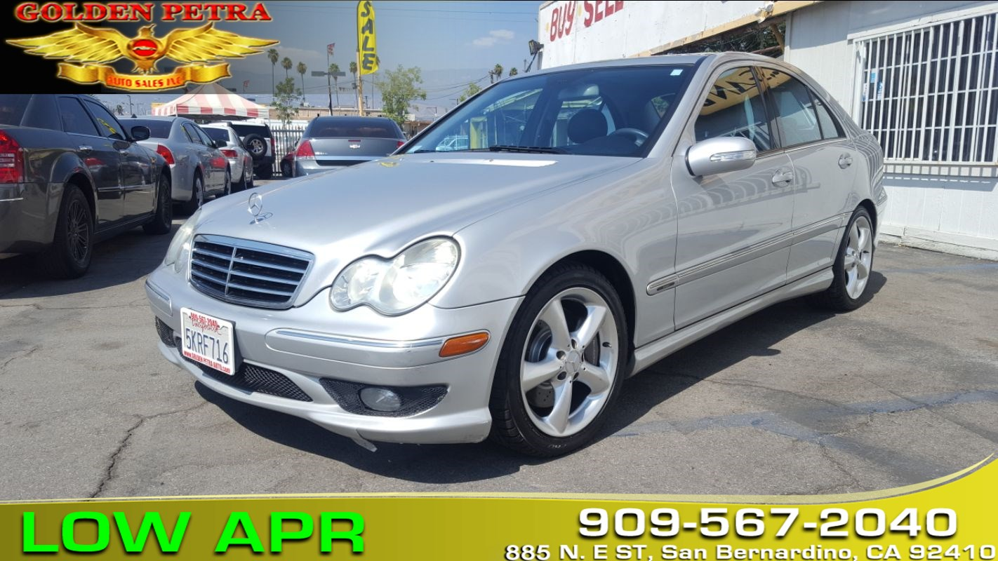 ***FOR SALE 2005 Mercedes C230*** Easy financing