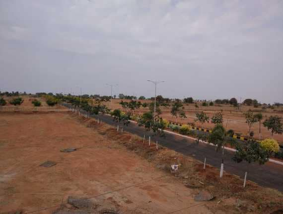 Luxury Residential DTCP Approved layout plots  at Shadnager starts 5.14 Laks