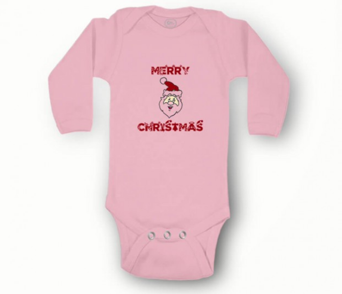 Long Sleeves Baby Bodysuit | Unique Christmas Gifts |CuteRascals