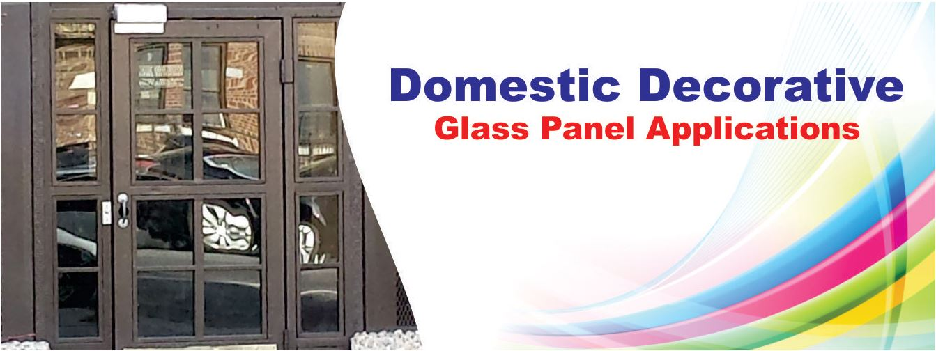 Decorative Glass Panels | Storefront Glass and Metal
