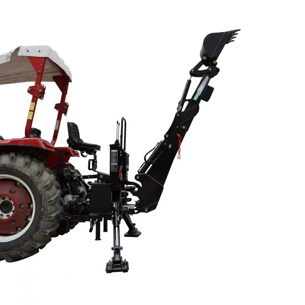 Check Out Victory's BH-6 Tractor Backhoe