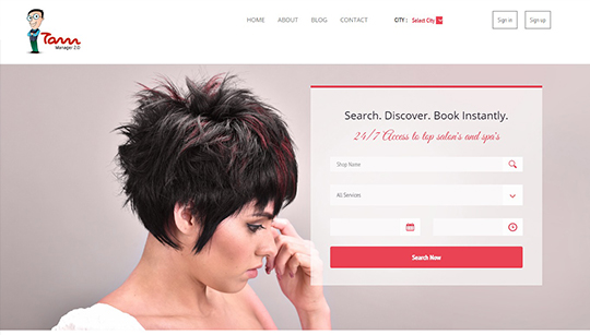 Salon Appointment Booking Software | Simple To Use and Affordable Prices