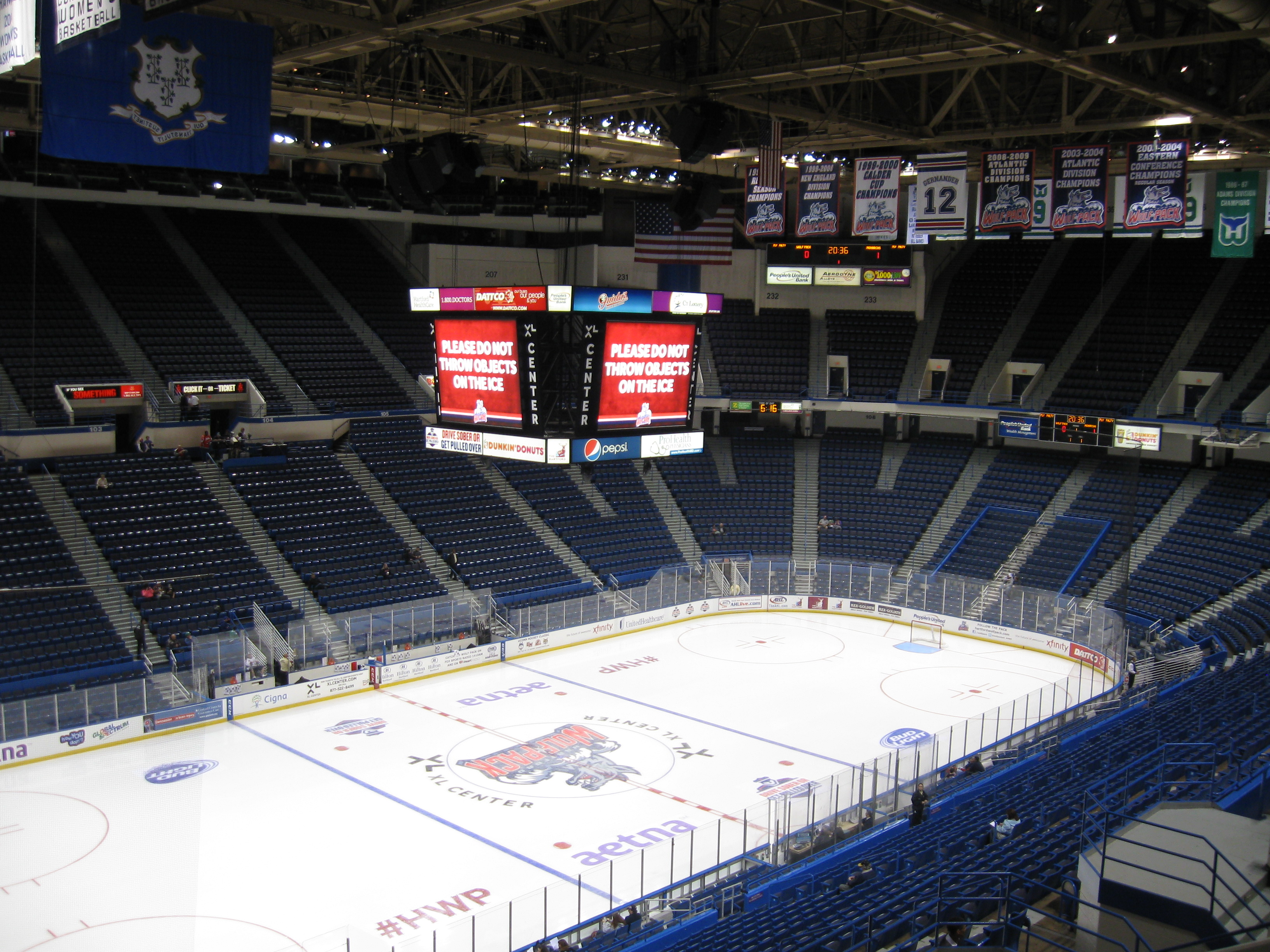 Improving Our Online Ticketing Service | XL CENTER TICKET .INFO