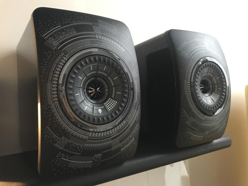 KEF LS50 Wireless Speaker
