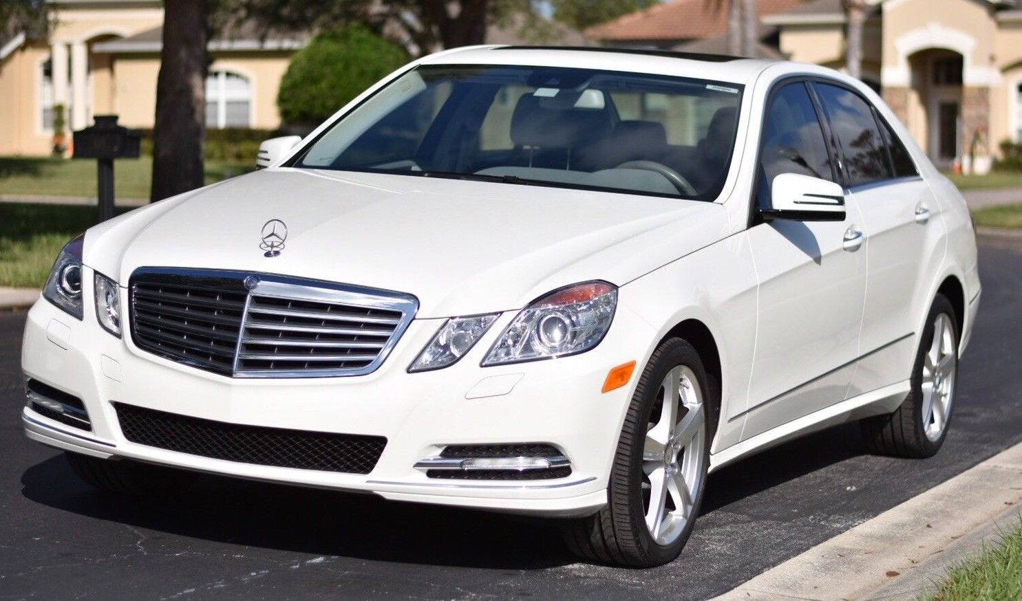 2011 Mercedes-Benz E350 E-Class Luxury
