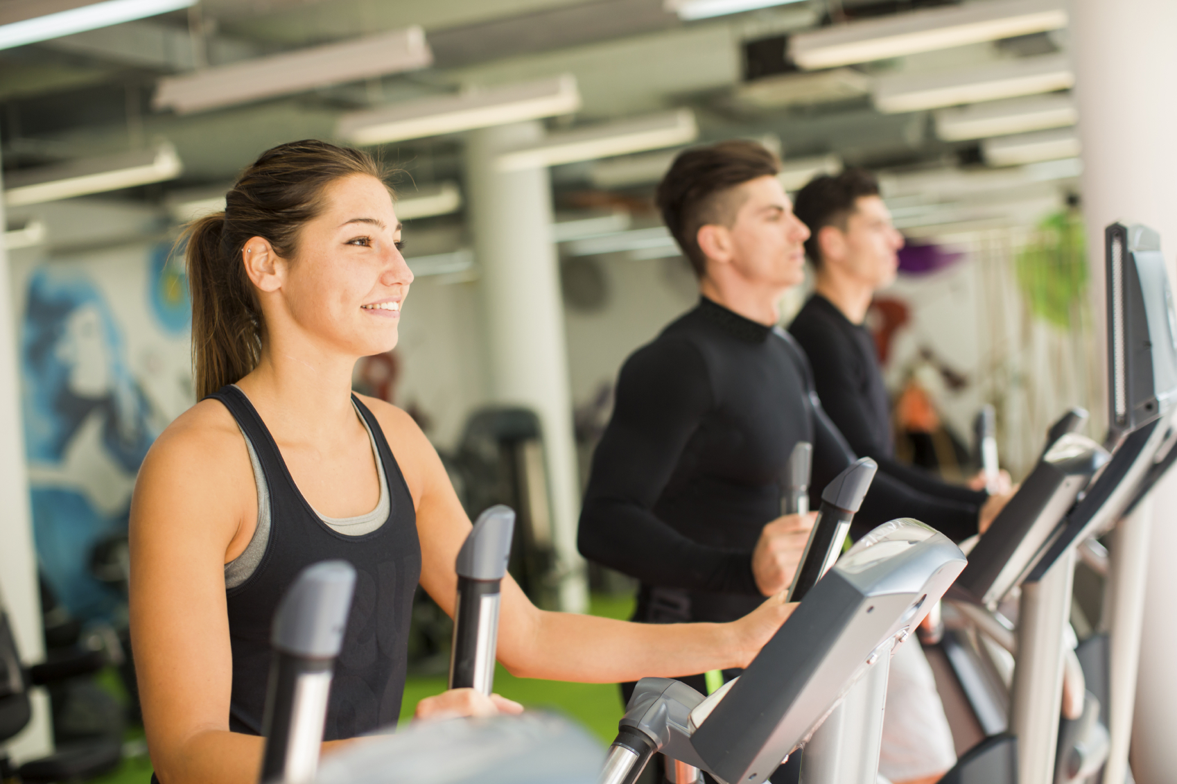 Gyms Is New Year's Resolution |Pulse Fitness