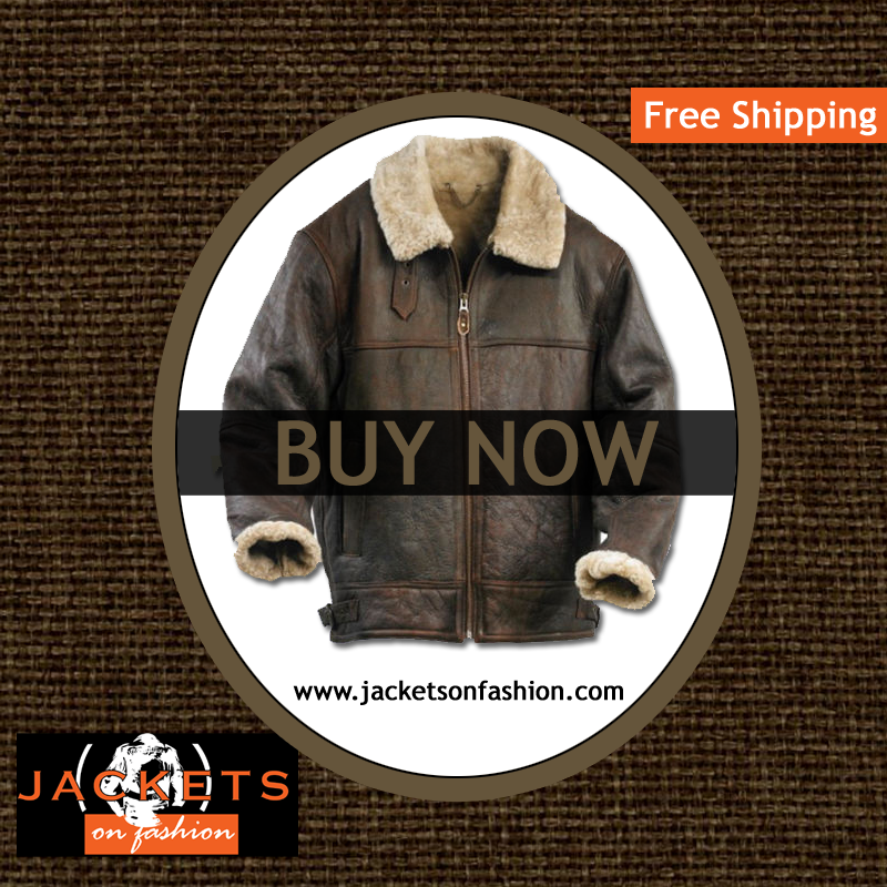 MEN'S NAPPA LEATHER JACKETS