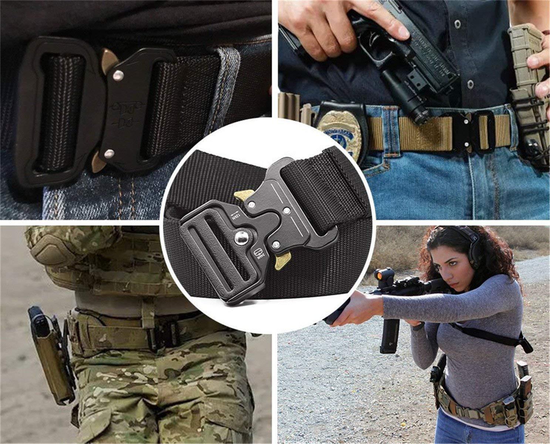 Refinemmee Battle Tactical Riggers Belt