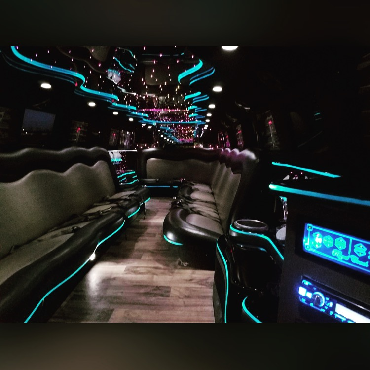 South Bay Party Bus/ Universal Motoring Co.