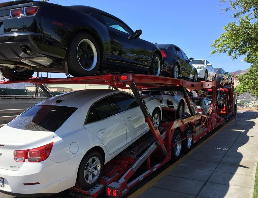 Find Seamless Vehicle Shipping Services with EasyHaul