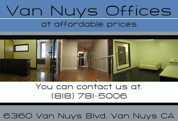 Offices Spaces For Rent