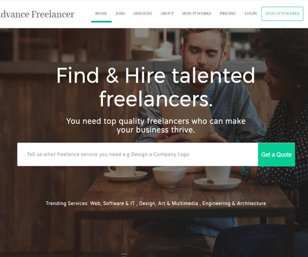 Grab your Freelance Hiring Script | Talent Search Script