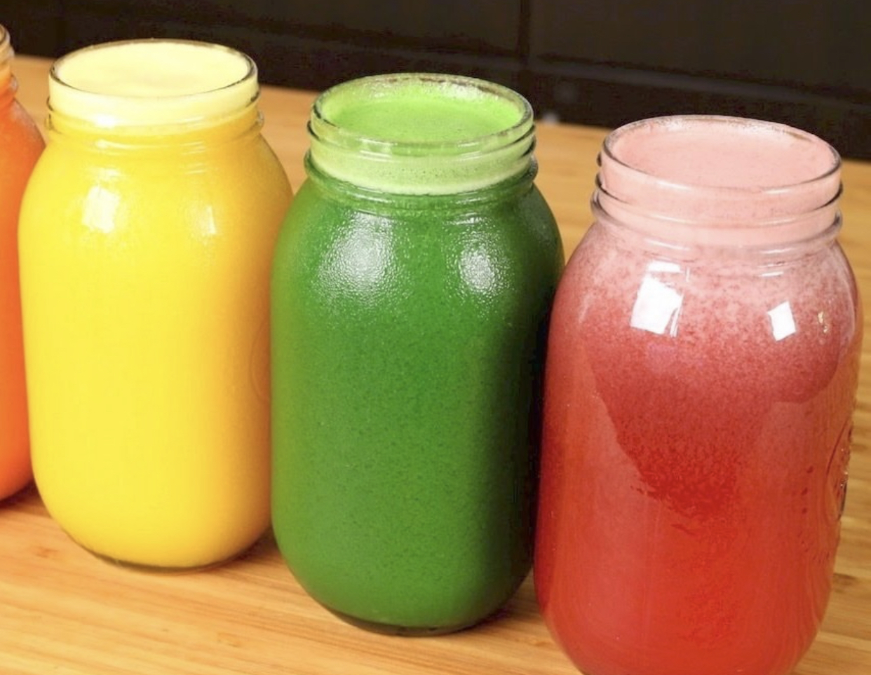 Juicing and cleansing