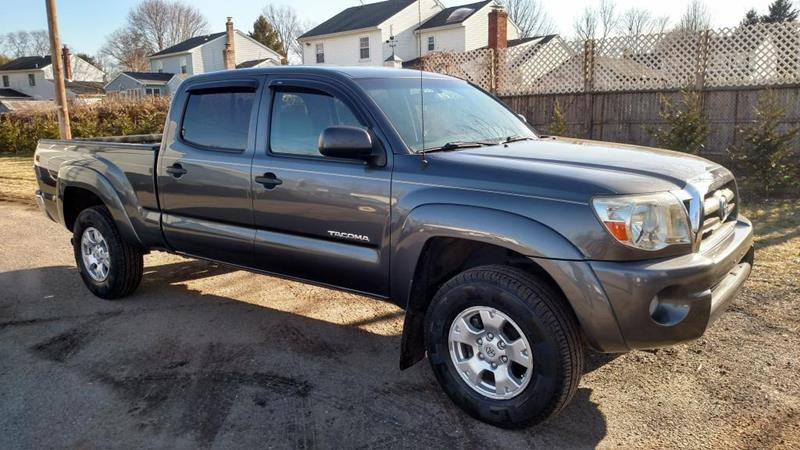 2009 Toyota Tacoma 4x4 V6 4dr Truck For Sale
