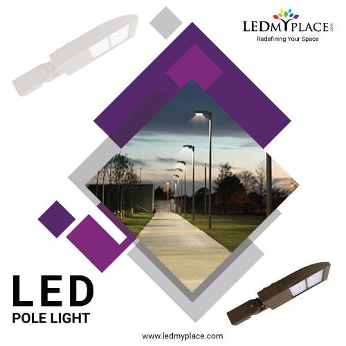 Buy The Best Quality Energy Saving  LED pole lights.