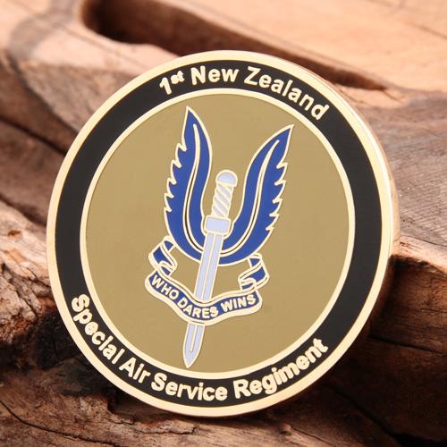 Special Air Service Regiment Custom Coins