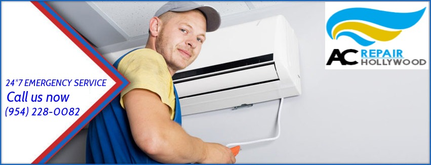 Awaken the AC Strength from AC Repair Hollywood