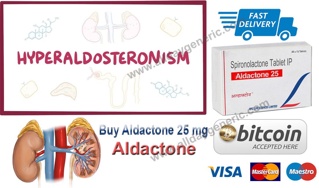 Buy Aldactone 25 mg