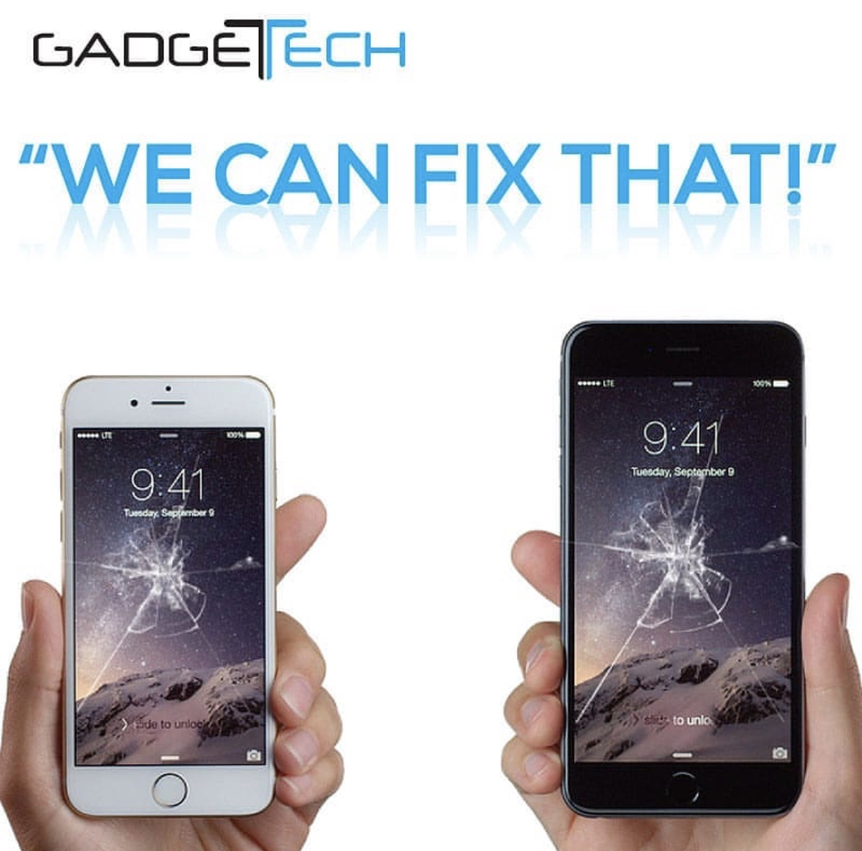 Gadget tech does all phone issue & repair's for amazing prices