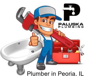 Best Plumbers in Peoria & Morton IL - Paluska Plumbers