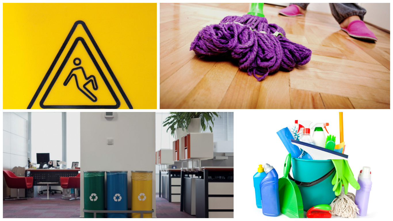 Clean Right Commercial Cleaning LLC