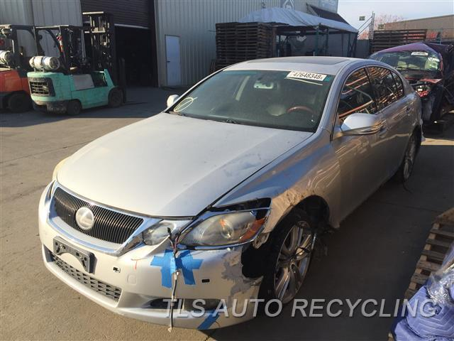 Used Parts for Lexus GS450H - 2009 - 901.LE1M09 - Stock# 8735GR