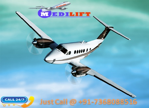 Pick Secure and Reliable Air Ambulance Service in Delhi