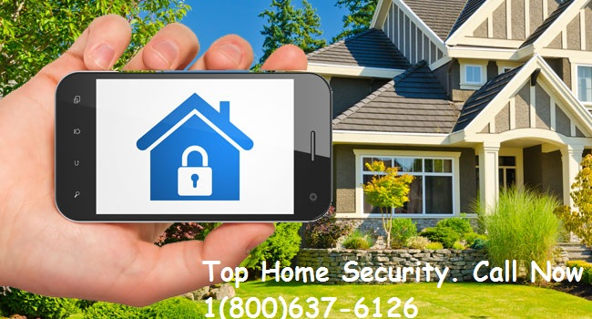 SECURE WITH SMART HOME. 1800-637-6126
