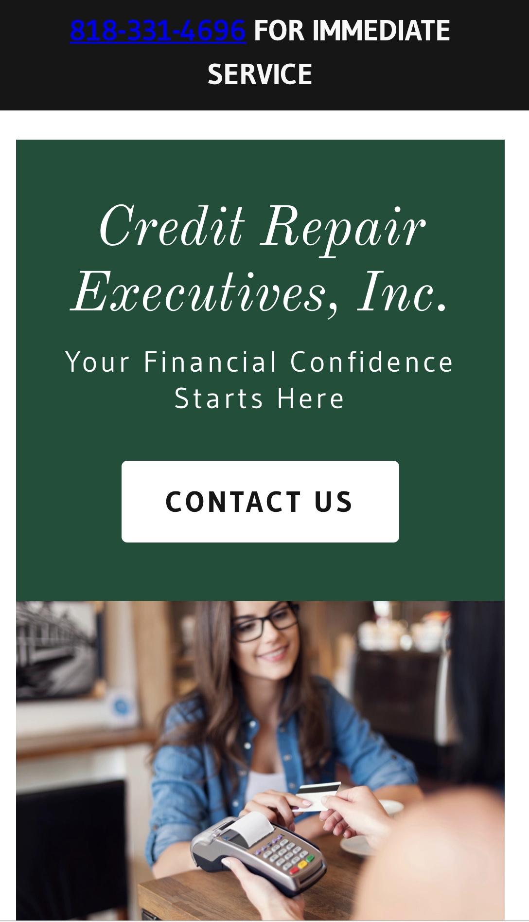 Affordable efficient credit repair