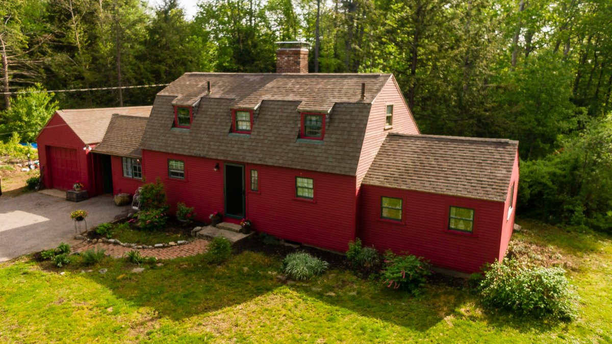 Back on the Market + Price Improvement! Charming Dutch Gambrel!