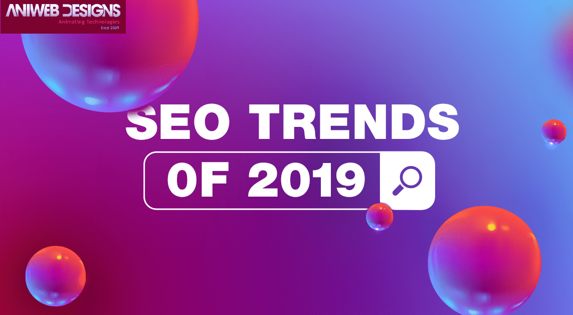 Amazing SEO Trends For 2019