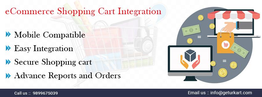 Shopping Cart Website Templates