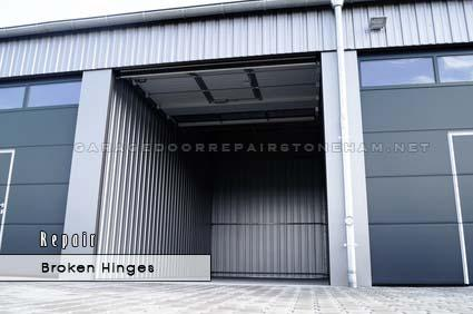 Stoneham Optimal Door