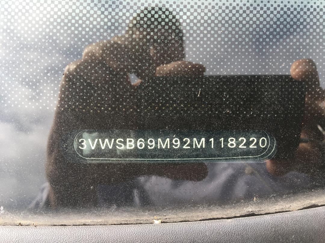 2002 VW Jetta - $1300  Rusty but Trusty!