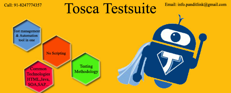 tosca online training in hyderabad
